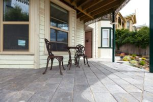 Low maintenance garden launceston outdoor entertaining