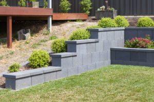 elegant retaining walls