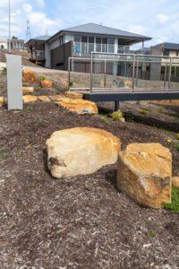 big rocks yard