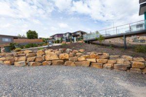 rock wall launceston