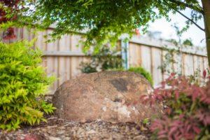 boulders landscape