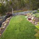 backyard lawn lay turf launceston