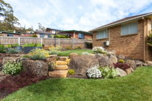 beautiful landscaping launceston