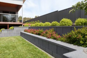 retain wall, kids play, outdoor entertaining, launceston
