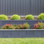 retaining walls, stone, block, brick, launceston, garden, landscaping
